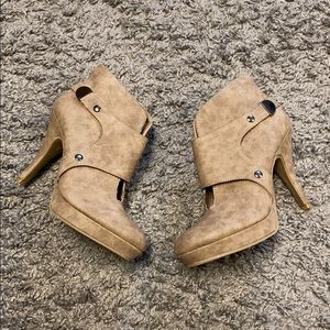 Unlisted By Kenneth Cole Booties